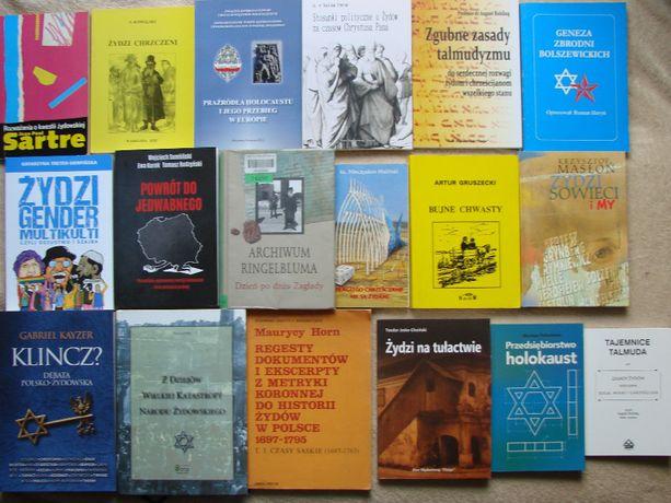 Książki żydoznawcze