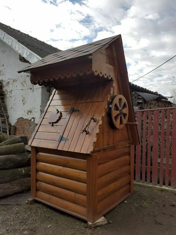 Криниця деревяна (дашок)
