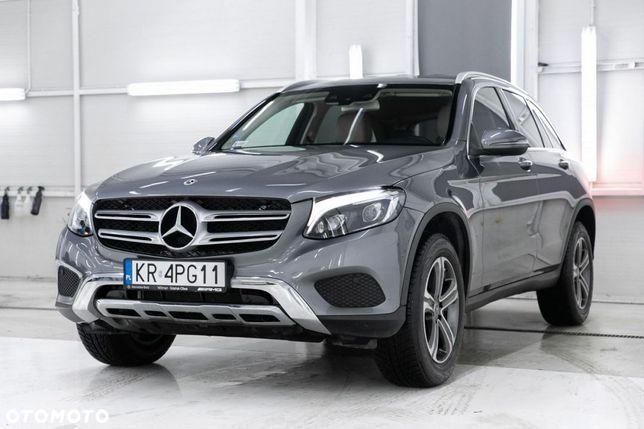 Mercedes-Benz GLC 300 245 KM. Pakiet AMG. Nawigacja. Kamera. Ambiente. 9G