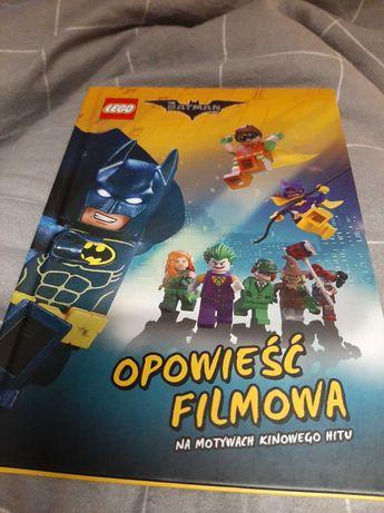 Książka dla dzieci Lego - Opowieść filmowa Batman