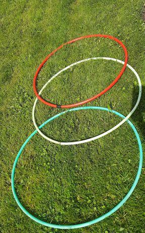 Hula hop, obręcze, średnica 80 cm