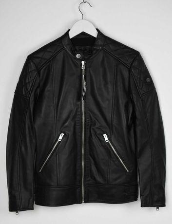 Кожаная куртка DIESEL L-MARTON
