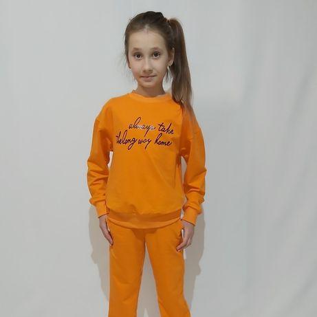 Модные спортивные костюмы для девочки
