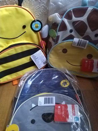 Детский большой рюкзак, сумка Skip Hop Zoo оригинал