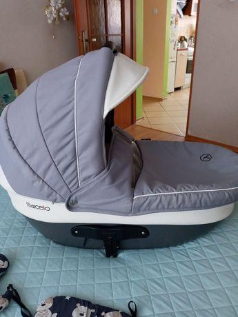 Wózek coletto marcello 360° obrotowy