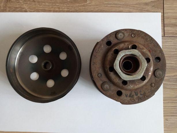 Торк драйвер, сцепление  с колоколом Honda, GAK, оригинал