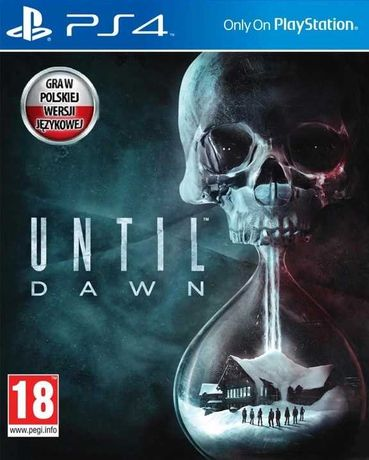 Until Dawn PL PS4  ** Video-Play Wejherowo