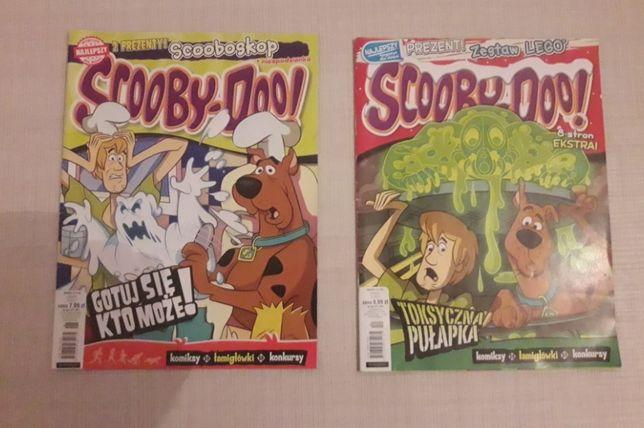 Scoobt-Doo komiksy, czasopisma, książeczki
