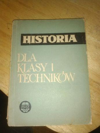 Historia dla klasy I techników