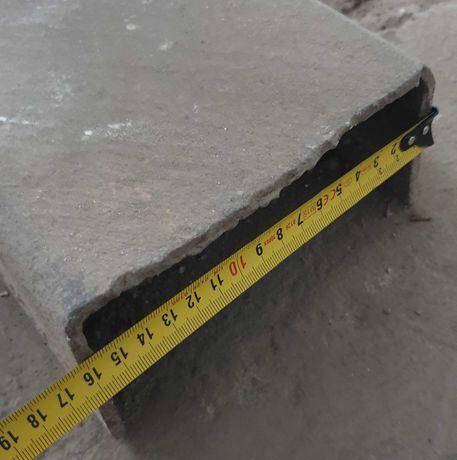 Швелер гнутий 160х80х5 мм довжина 4 метра.