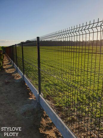 Ogrodzenia panelowe, bramy, furtki, płoty