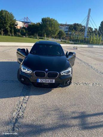 BMW 125 d Pack M