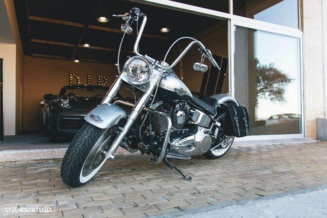 Harley-Davidson Fat Boy Centenario