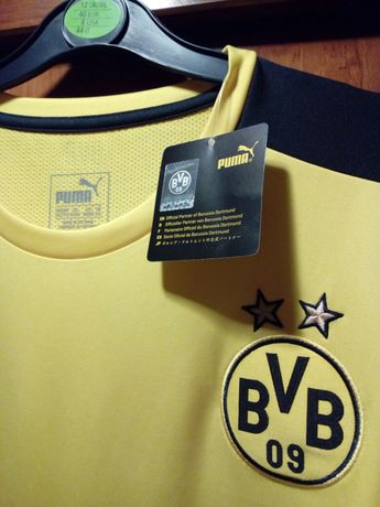 Camisola Oficial Puma Borussia Dortmund c/etiqueta BVB