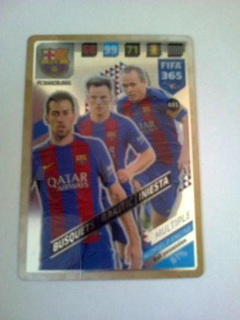 karty piłkarskie FIFA 365