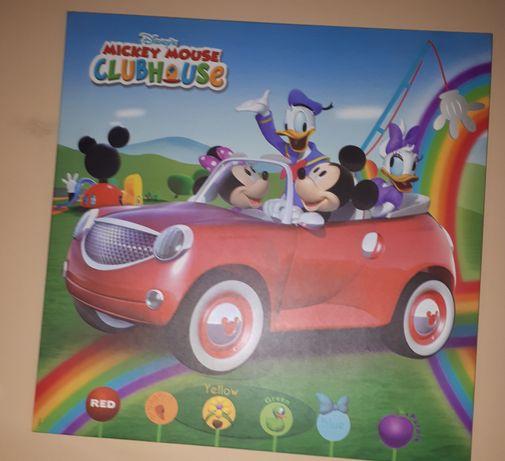 Quadros tela Disney