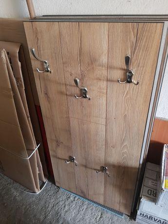Wieszak garderoba na ubrania 53x105cm nowa panel