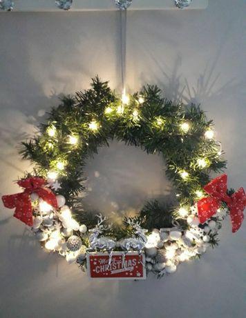 Wianek swiateczny Boże Narodzenie