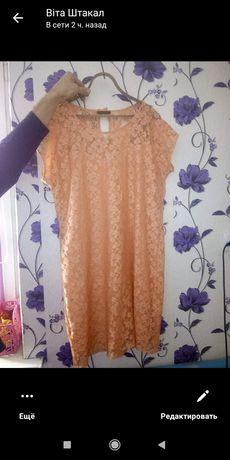 Продам платье ажурное