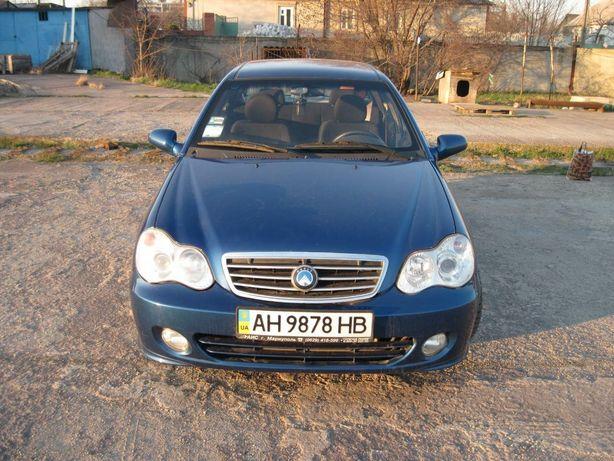Автомобиль Джили СК-2