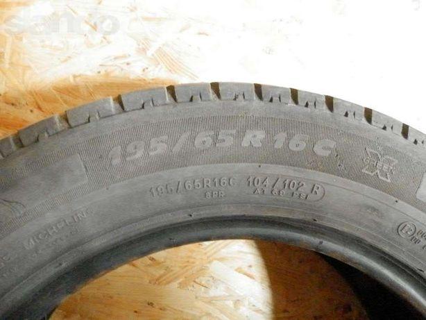 Шины 195/65 16c MISHELIN