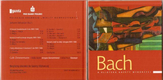 Bach - Cafe Zimmermann Pablo Valetti Cel