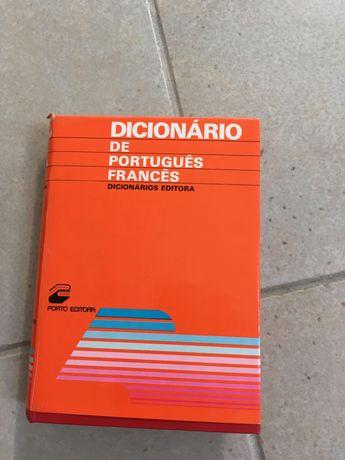 Dicionário de Português - Francês da Porto Editora