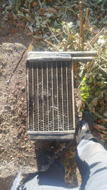 Радиатор печки жыгули москвич