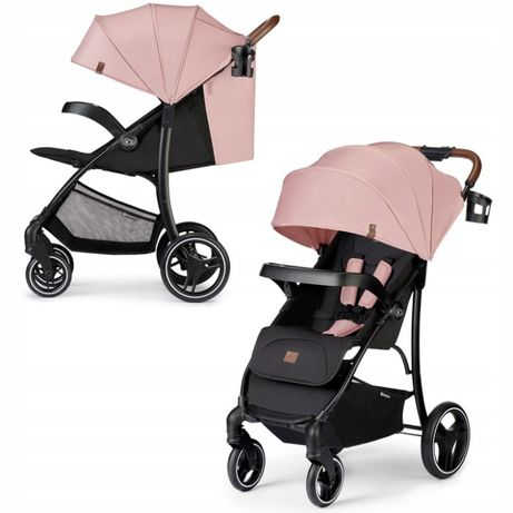 KINDERKRAF wózek spacerowy Cruiser LX pink