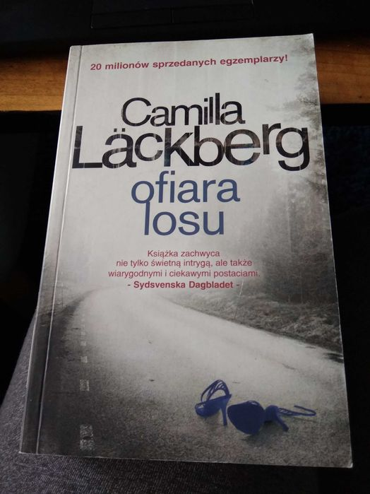 Książka Camila Lackberg Chorzów - image 1