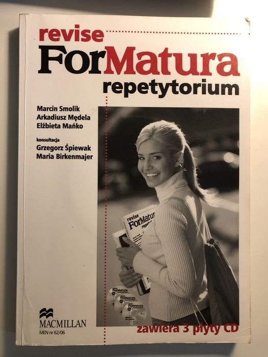 Repetytorium revise For Matura, Macmillan Ząbki - image 1