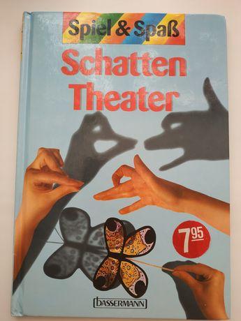 Schatten Theater von Denny Robson und Vanessa Bailey, німецькою мовою
