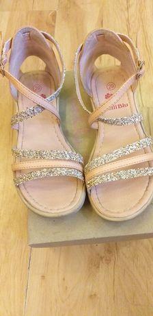Sandałki Nelli Blu