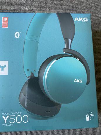 Auscultadores Bluetooth AKG