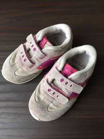 Крокс crocs кроссовки С7 размер 23-24 для девочки на море