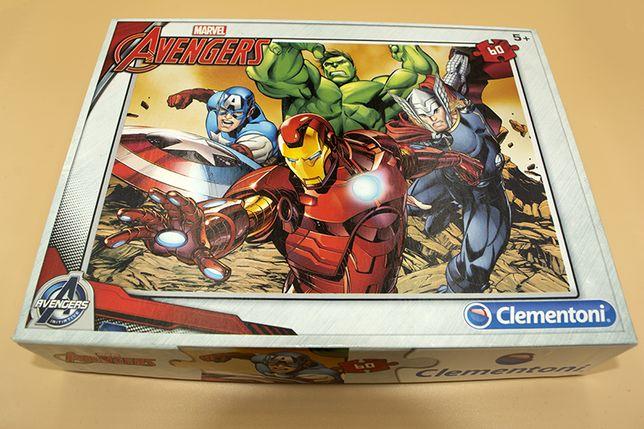 Puzzle Vingadores da Clementoni