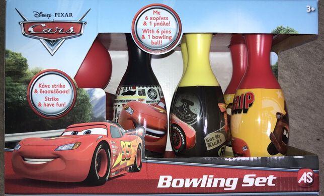 Jogo de bowling -cars