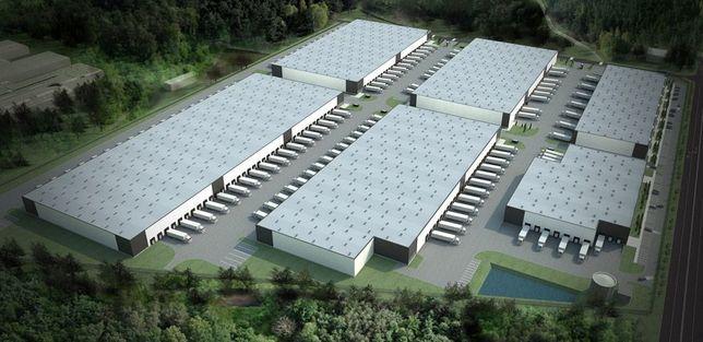 Bydgoszcz - centrum produkcyjno - magazynowo - logistyczne do 80.000m2