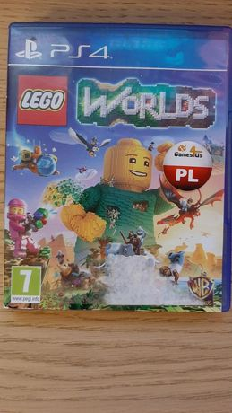 Lego Worlds PS4 PL