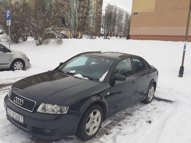 Audi A4 B6 2.4 v6 + gaz