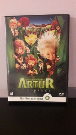 "Film ""Artur i Minimki"" oraz ""Artur i Zemsta Maltazara"""