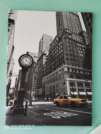 Картина Манхеттен Нью Йорк
