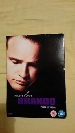 Coleção 5 filmes com Marlon Brando (portes grátis)