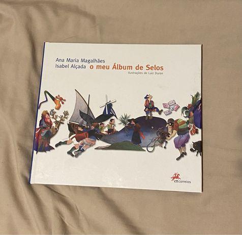 O Meu Álbum de Selos - CTT 2007 - Ana Maria Magalhães e Isabel Alçada