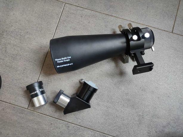 REZERWACJA Szukacz Orion 70mmz kątówką i okularem, luneta, teleskop
