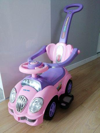 Jeździk dla dziewczynki