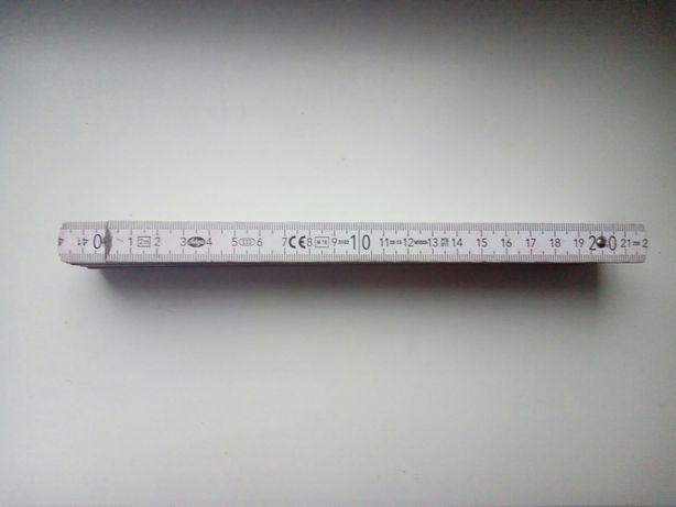 Строительный метр раскладной