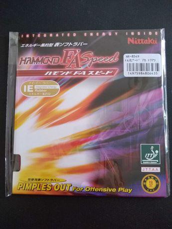 Nittaku Hammond FA speed okładzina tenis czopy (butterfly tsp tibhar