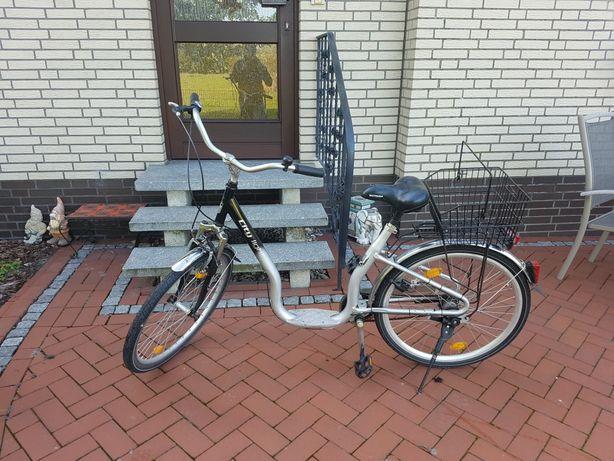 rower 26 cali damka
