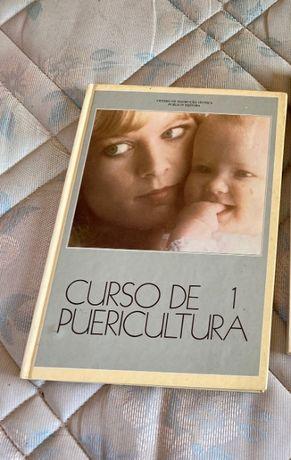 livro curso de puericultura 1-centro de instrução técnica